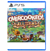 PS5 煮過頭 吃到飽 Overcooked All You Can Eat 中文版 1+2 【預購2020冬】