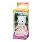 日本 EPOCH森林家族 波斯貓姐姐 白 EP14053 原廠公司貨