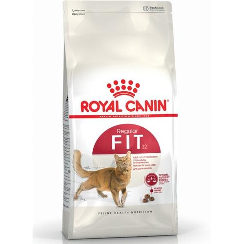 【寵物王國】法國皇家-F32理想體態成貓專用飼料4kg