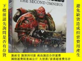 二手書博民逛書店Blood罕見Angels( The Second Omnibu