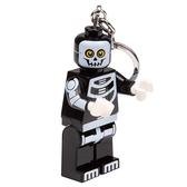 LEGO 樂高經典Skeleton鑰匙圈燈