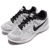 【六折特賣】 Nike 慢跑鞋 Wmns Lunartempo 2 白 黑 2代 雪花 運動鞋 基本款 女鞋【PUMP306】 818098-102