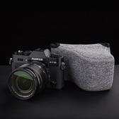 JJC相機包富士XT20 XA5 XA3 XT10 XA10內膽包 佳能M5 M50保護套聖誕節
