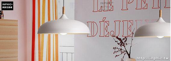 INPHIC- 北歐餐桌現代簡約日式個性創意餐廳臥室客廳辦公室吊燈-B款_S197C