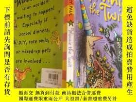 二手書博民逛書店Winnie罕見the Twit:溫妮的笨 Y200392