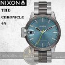 NIXON 實體店The CHRONICLE 44潮流中性腕錶A441-2304公司貨/極限運動/名人配戴