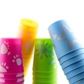 兒童迷你速疊杯小號競技飛疊杯益智玩具飛碟杯