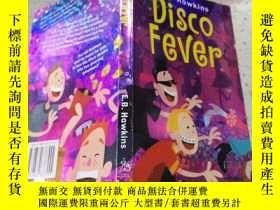 二手書博民逛書店disco罕見fever迪斯科熱Y200392