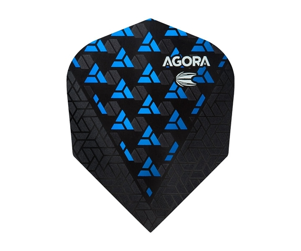 【TARGET】VISION ULTRA GHOST SHAPE AGORA Blue 332600 鏢翼 DARTS