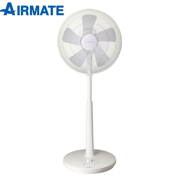 【AIRMATE艾美特】14吋DC直流馬達省電定時經典按鍵立扇(FS35003T)