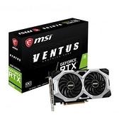 微星 MSI RTX 2060 VENTUS XS 6G OC PCI-E 顯示卡