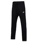 NIKE系列-NSW CLUB PANT OH JSY 男款黑色休閒長褲-NO.BV2767010