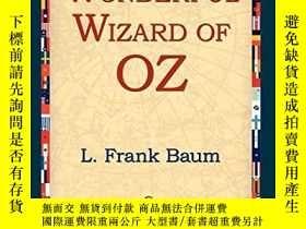 二手書博民逛書店The罕見Wonderful Wizard Of OzY256260 L. , Frank , L. Baum
