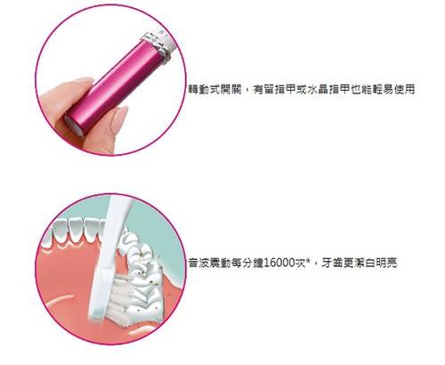 『Panasonic國際牌攜帶型音波震動電動牙刷 EW-DS13 **免運費**