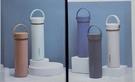 【Snapware康寧】 400ml 換芯陶瓷不鏽鋼超真空保溫瓶SN-BRC400