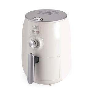 FUJITEK富士電通智慧型氣炸鍋(白)FTD-A01