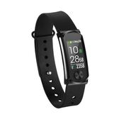 【鼎立資訊】雙揚Q69HR 心率智慧手環-彩色顯示螢幕(針扣式錶扣) 黑色