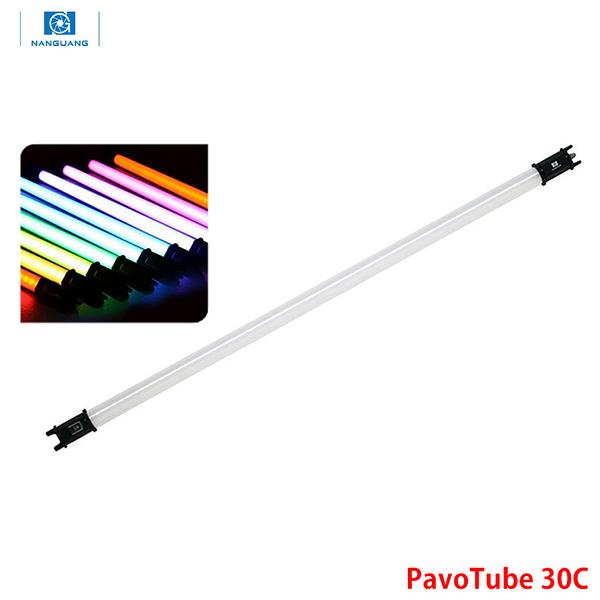 黑熊館 NanGuang 南冠 PavoTube 30C 1KIT 4呎可調色溫電池式LED燈管 補光棒 彩光 攝影燈