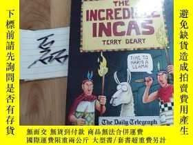 二手書博民逛書店the罕見incredible incas terry dearyY15335 見圖 見圖