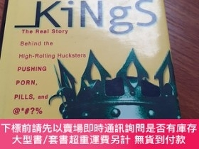 二手書博民逛書店Spam罕見Kings垃圾大王Y452629 Brian McWilliams O Reilly 出版200