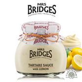 【MRS. BRIDGES】英橋夫人檸檬塔塔醬(180公克) 交換禮物首選 效期2020/07