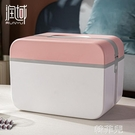 口罩收納盒 家庭裝藥箱家用應急全套大號藥品收納盒塑料多層便捷宿舍小藥箱 韓菲兒