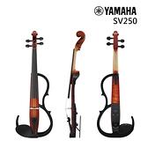小叮噹的店 - YAMAHA 山葉 SV250 四弦 靜音小提琴 靜音提琴 控制盒
