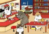 【拼圖總動員 PUZZLE STORY】鰹魚拉麵 / 不可思議的貓世界 / KORIRI / 208P