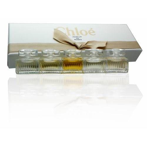 Chlo 經典小香水 5 入組禮盒 (5ml x 5)