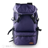 背包 雙肩包女大容量旅行背包男士戶外登山包行李包旅遊超輕便時尚書包 【創時代3C】