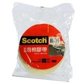 Scotch 雙面泡棉膠帶113 48mm x 5M