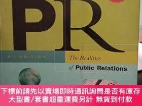 二手書博民逛書店This罕見is PR   The Realities of Public RelationsY18910 D