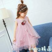 女童連身裙夏裝童裝韓版3歲兒童公主裙夏季4寶寶小女孩裙子小童潮