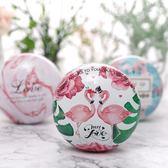 抖音喜糖盒新款馬口鐵歐式創意結婚喜糖盒子婚禮糖果包裝盒小鐵盒【快速出貨八五折】