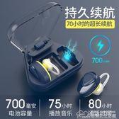 無線隱形運動耳掛式藍芽耳機超小迷你入耳耳塞式開車  居樂坊生活館