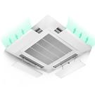 擋風板 中央空調擋風板導風板罩天花機冷氣出風口擋板防直吹吸頂機通用RMRM