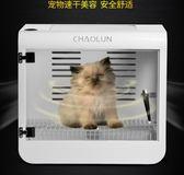 寵物吹水機 寵物烘干箱吹水機寵物吹風機布偶英短藍貓加菲小型犬泰迪烘干 第六空間 igo