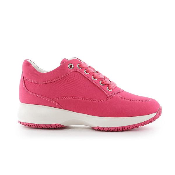 TOP GIRL 減壓輕盈休閒鞋-粉紅