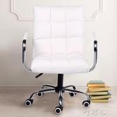 電腦椅家用辦公椅靠背凳子升降轉椅座椅學生椅辦公室椅子學習椅YYP 町目家