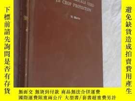 二手書博民逛書店Guide罕見to the Chemicals Used in Crop Protection 英文版 精裝 16
