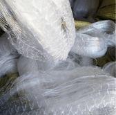 防鳥網果樹果園防鳥網天網泥鰍魚塘防護尼龍網養殖網