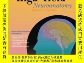二手書博民逛書店High-yield罕見Neuroanatomy (high-yield Series)Y256260 Jam
