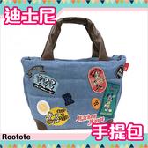 迪士尼 空氣包 Rootote 聯名 2way 手提包 大款 米奇 米妮 日本正版 該該貝比日本精品 ☆