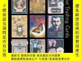 二手書博民逛書店Rubber罕見Stamping Artist Trading CardsY255562 Jill Haglu