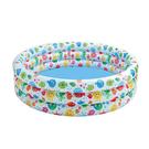 【奇買親子購物網】INTEX 金魚朋友嬰兒充氣水池兒童游泳池