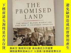 二手書博民逛書店The罕見Promised Land The Great Black Migration andY15270