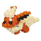 《 Nano Block 迷你積木 》【 神奇寶貝 系列 】 NBPM - 022 火精靈 ╭★ JOYBUS玩具百貨
