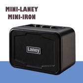 【非凡樂器】Laney【MINI-IRON】小音箱/攜帶方便/音質優良/體積易收納/公司貨保固