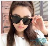 黑五好物節 方形韓版夏季偏光太陽眼鏡墨鏡女潮男【一條街】