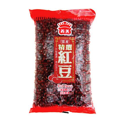 義美國產紅豆(500g/包)*3包 【合迷雅好物超級商城】
